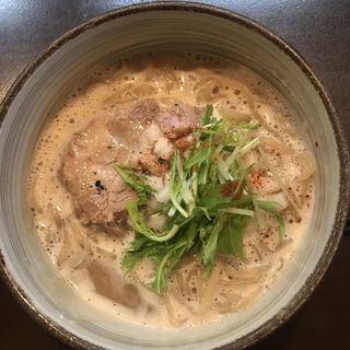 麺処 と市 - 料理写真:ラーメン大750円
