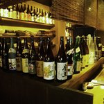 手造り居酒屋 川 御影店 - ◇◆豊富なお酒の数々!!初めて飲むお酒も有るかも♪♪◆◇