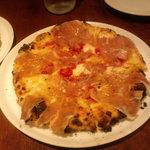 9510766 - 生ハムのピザ