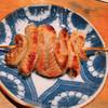 串焼とこころ 克 - 料理写真:軍鶏の皮