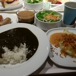 イケア・レストラン - 食べすぎー