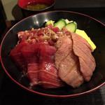 95103407 - マグロ三色丼 2,000円