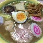 餃子ショップ - 料理写真:五目そば