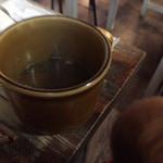 Cafe VG - 少な目のスープ付
