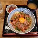 95106866 - ローストポーク丼¥690-