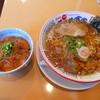かもめ食堂 - 料理写真:サーモン丼とついたCセット