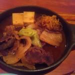 95107957 - 猪鍋すき焼き風