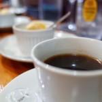 フレンチ食堂 - セットコーヒー