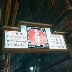 鮨バル ばんざい -