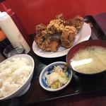 95111359 - 唐揚定食780円