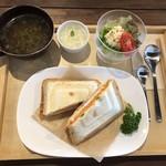天満屋サンド - 料理写真: