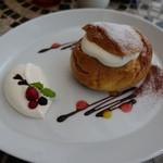 たまご倶楽部 - シュークリーム