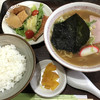 Hiramatsu - 料理写真:中華そば定食