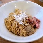 The Noodles & Saloon Kiriya - 和え玉・いしる(250円)