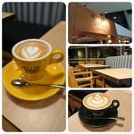 メロー ブラウン カフェ - ドリンク写真: