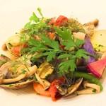 シェフズテーブル リセノワール - 鮮魚のアクアパッツァ