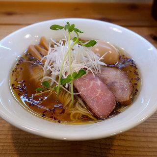 The Noodles & Saloon Kiriya - 料理写真:Kiri_soba潮(800円)