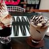 JABBAS Cafe - 料理写真:コーヒーゼリープチパフェとチョコラテ