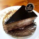 ケーキハウス アラジン - 料理写真:スペシャルチョコレートケーキ!