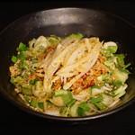 混ぜそば みなみ - カラシビまぜそばは唐辛子の辛さと山椒のシビレの度合いを選べます!
