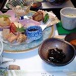 和食屋 はんなり - 2011.09月 皿鉢膳¥1370