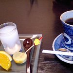 和食屋 はんなり - 水菓子・コーヒー