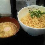 江戸前煮干中華そば きみはん - つけ麺(特盛) 800円