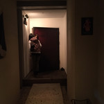 BAR YUMOTO - 店の入り口