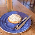 POMPON CAKES - レモンチーズパイ(500円)★4.0