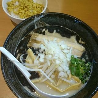 麺堂 稲葉 - 料理写真: