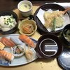 割烹 松活 - 料理写真:昼寿司定食=1080円
