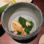 魚料理 ぎん - 焼き魚定食:鯖 ご飯 えのきと豆腐の味噌汁 自家製豆腐 小お造り あぶらげのお浸し 香の物4