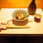 味どころ吉野 - 料理写真:玉子豆腐