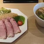 95129729 - つけ麺姫路 醤油 1,000円