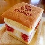 パティスリージャンゴ - サンドケーキ とよみつひめ