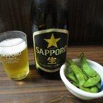 八仙 - 瓶ビール