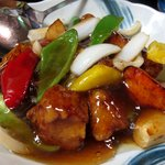 八仙 - 酢豚