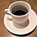 ジョリーパスタ - コーヒー;ドリンクバー