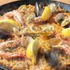 ワイン・タパス&パエリア ソルナシエンテ - 料理写真: