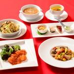 中国料理 白楽天 - 料理写真:2018.11 彩