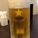 恋湊 - 生ビール