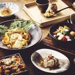 日本料理 「風花」 - 聖夜会席「夢滴」