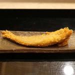 ふじ原 - 料理写真:柳葉魚(シシャモ)のフライ