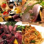 料理店 Caiotto - シェフおまかせプラン4500円