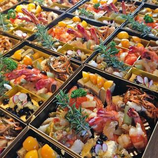 【新春おせちご予約受付中】食べログ特別価格でご提供♪