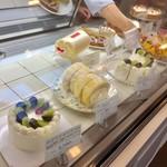 アラボンヌー - 今日販売しているケーキ
