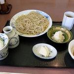 蕎彩庵 - 辛味大根もりそば