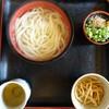 足柄うどん - 料理写真:湯うどん480円