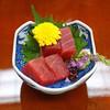 得仙 - 料理写真:鮪の赤身のお刺身