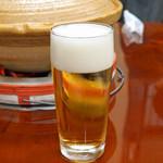 得仙 - 生ビール